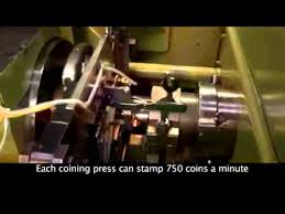denver production denver mint coin production and process informational