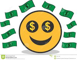 clean emoji money emoticon devil emoji