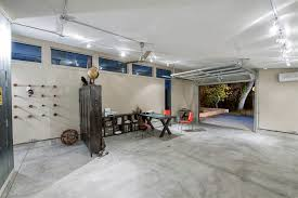 garage office garage office home industrial with modern art studio made sip panels