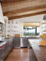 modern kitchen white kitchen amazing kitchen open shelving modern with industrial