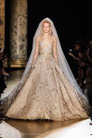 wedding dress batik alexandra lenas marries in elie saab wedding dress