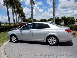 toyota insurance login 2006 used toyota avalon 4dr sedan xls at royal palm toyota serving