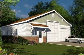 apartments 2 car detached garage plans custom garage plans