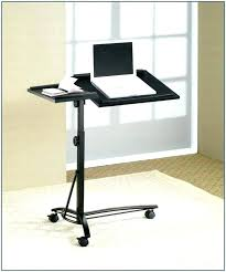 Portable Laptop Desk On Wheels Computer Desk Wheels Portable Laptop Desk On Wheels Compact