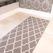 rugs uk modern decoration modern runner trellis taupe grey rug rugs uk modern
