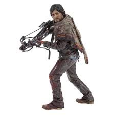 the walking dead daryl dixon survivor 10 inch deluxe figure