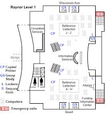 floor plans raynor memorial libraries marquette university