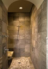 Small Bathroom With Shower Only by Tiled Walk In Shower Amazing Bathroom Renovations That Will