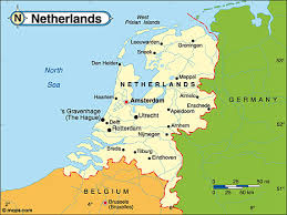 netherlands map destination the netherlands travel the