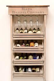 slim design standing wine rack the best home design