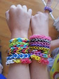 hand make bracelet images Rainbow loom bracelet by hand how to easy jpg