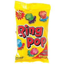 bulk ring pops 4 ct bags at dollartree