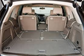 audi q7 cargo capacity carrev 2015 audi q7 review