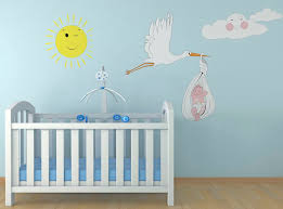 coloring a baby u0027s room feng shui colors