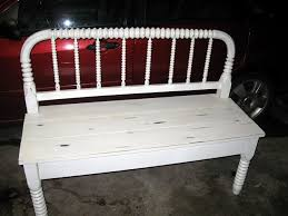 Bench Made From Bed Headboard 111 Best Beds Images On Pinterest Old Beds Benches And Furniture
