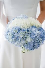 white hydrangea bouquet blue and white hydrangea bouquet design
