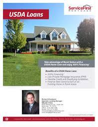 usda home loans no money down program