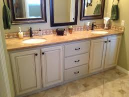 how to refinish bathroom cabinets refinish bathroom vanity cabinets refinished bathroom vanity