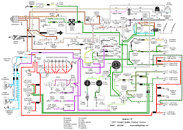 Porsche 944 Engine Wiring Diagram How To Read An Automotive Wiring Diagram Porsche 944 For Car