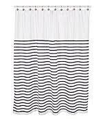 Kate Spade Striped Shower Curtain Kate Spade New York Deco Dot Shower Curtain Dillards