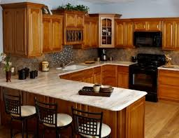 Hickory Kitchen Cabinets Go Rustic With Hickory Cabinets For Fall Pt 1 The Rta Store