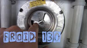 froid130 la soupape de décompression chambre froide négative