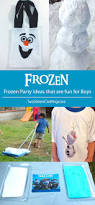 Easy Party Decorations To Make At Home by 945 Best Frozen Party Ideas Images On Pinterest Frozen Birthday