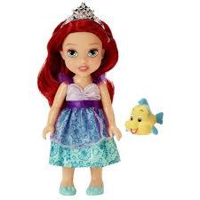 Kids Girls Dolls 4 Wheeler Ariel The Little Mermaid Toys Games U0026 Toys