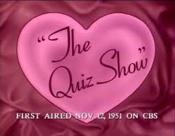 i love lucy trivia quiz the quiz show i love lucy wiki fandom powered by wikia