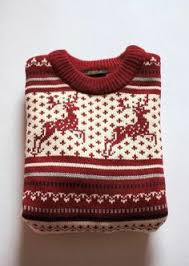 some warm scandinavian patterned sweater that doesn u0027t involve