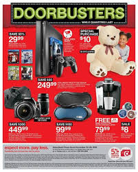 target black friday ad 2016 doorbusters