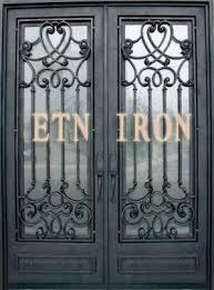 etn iron door etn d029 china manufacturer security door