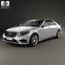 3d class price mercedes s class w222 with hq interior 2014 3d model from
