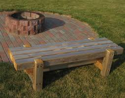 Firepit Bench Outdoor Project Pit Bench Woodworking Talk Woodworkers