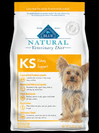 kidney support dog food blue natural veterinary diet ks dry dog
