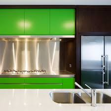 Red Colour Kitchen - bold colour kitchens decorating ideas interiors red online