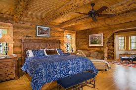 Log Home Bedrooms The Hudson Log Home 9432 4 Bedrooms And 4 Baths The House