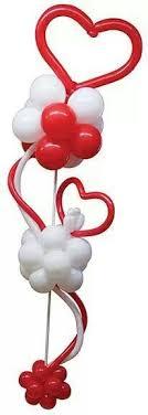 heart balloon bouquet 74 best balloon bouquets creations images on balloon