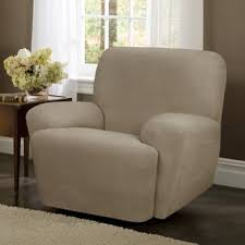 Stretch Slipcovers For Recliners Recliner Covers U0026 Wing Chair Slipcovers Shop The Best Deals For
