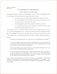 samples of autobiographical essays 13 high school student autobiography invoice template download autobiography assignment for 1275 x 1650 129 kb png courtesy of sample autobiography essays