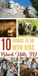 South Dakota travel kits images 10 things to do with the kids in the black hills of south dakota jpg
