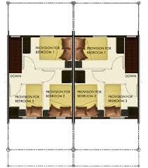 2 Bedroom Duplex Floor Plans by Angeli Duplex Bria Homes Sta Maria Bulacan Bulacanhomes