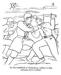 elf on the shelf coloring pages for kids usa printables the battle of gettysburg america civil war
