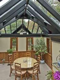 glass roof house custom glass roof pool house town country conservatories