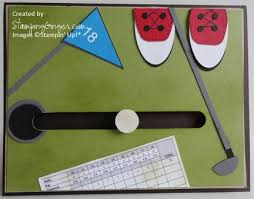 23 best cards golfing theme images on pinterest golf cards
