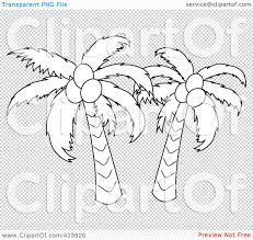 royalty free rf clipart illustration of an outline of two