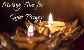 time for prayer embracing grace