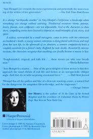 reasons to live amy hempel 9780060976729 amazon com books