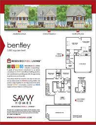 savvy homes floor plans savvy homes building bentley floorplan in the landing at mill