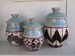 pottery kitchen canister sets best 25 ceramic canister set ideas on ceramics ideas
